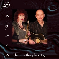 Sahara 'There is this place I go' CD Cover 200