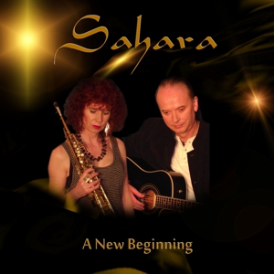 Sahara A New Beginning CD Cover