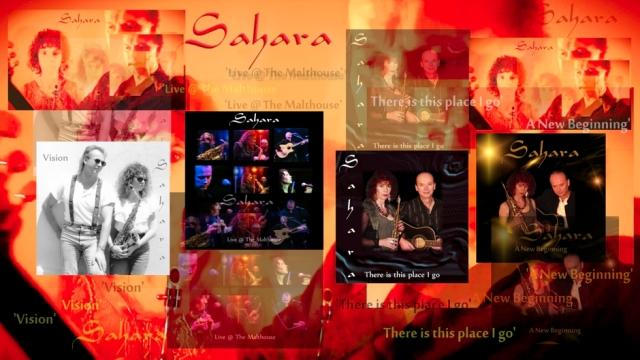 Sahara CDs