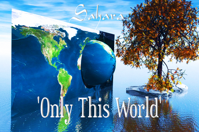 Sahara 'Only This World' Earth Day Paris Agreement 2016