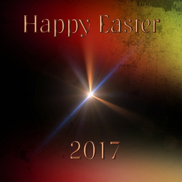 Sahara Happy Easter 2017